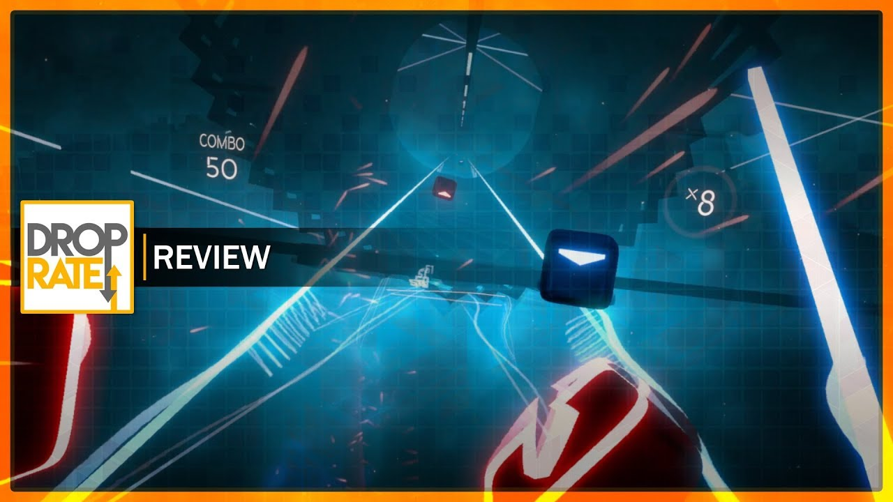 Beat Saber Review -- (Steam Early Access, $19 99)