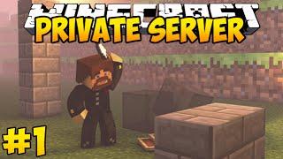 Minecraft Private Server #1 - Леголас равно дробитель