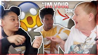 WE TOLD JESSIKATHEPRANKSTER MOM I WAS HER LOST SON *Hilarious*