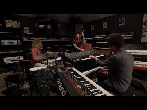 "The Lee Pardini Trio ""Live"" at Custom Vintage Keyboards"