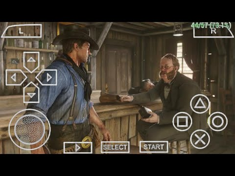 (20MB)How To Download And Play RED DEAD REDEMPTION 2 On ANDROID (Intense Graphics And Compressed)