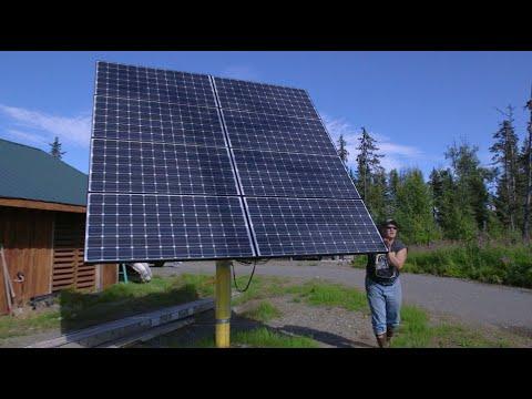 The Alaska Life, Off Grid Power