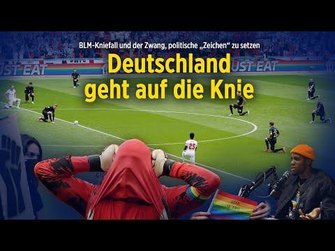 """Euro 2020 – auch Deutschland geht in die Knie: Der Zwang, politische """"Zeichen"""" zu setzen"""