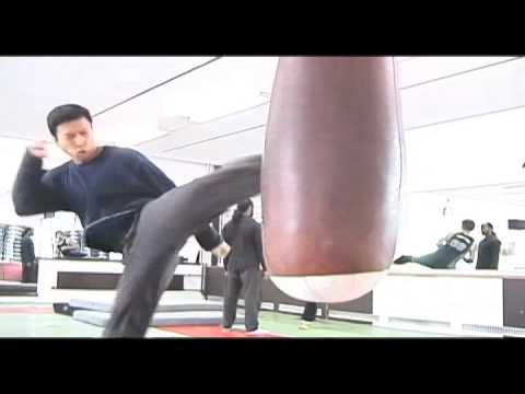 Donnie Yen Training