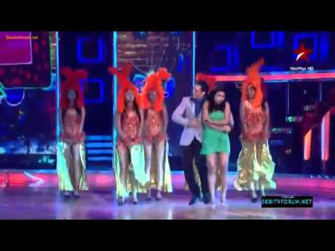 India's Dancing Superstar .Govinda gives a special performance 1st June 2013