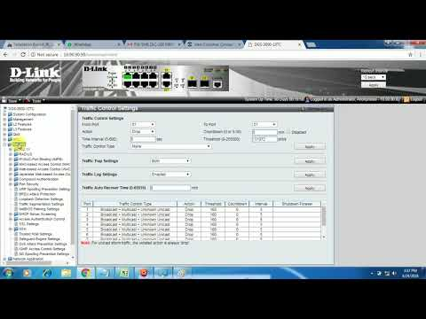 How To Configure D-Link Switch