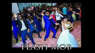 Surprise Flash Mob | Josie & Fifi's Wedding | Ignatius Studioz (View HD)