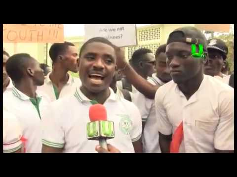 Agric College Students Demonstrate Over Allowances