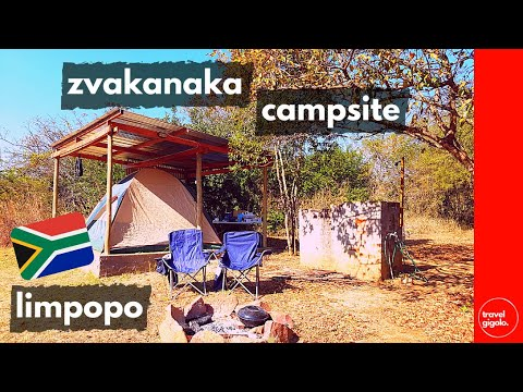 Campsite Review: Zvakanaka (Limpopo, South Africa)[Stop-Over Camping]