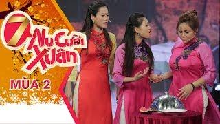 Trường Giang Hoang Mang Khi Khách Mời Ăn Muốn Sập Nhà | 7 Nụ Cười Xuân Mùa 2 | Tập 13 Full HD