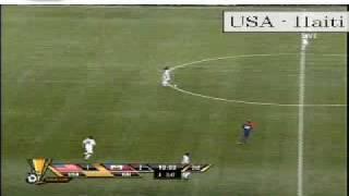 Usa  Vs Haiti  Football  Soccer  Gold Cup  Concacaf  Copa/Oro 7-11-09