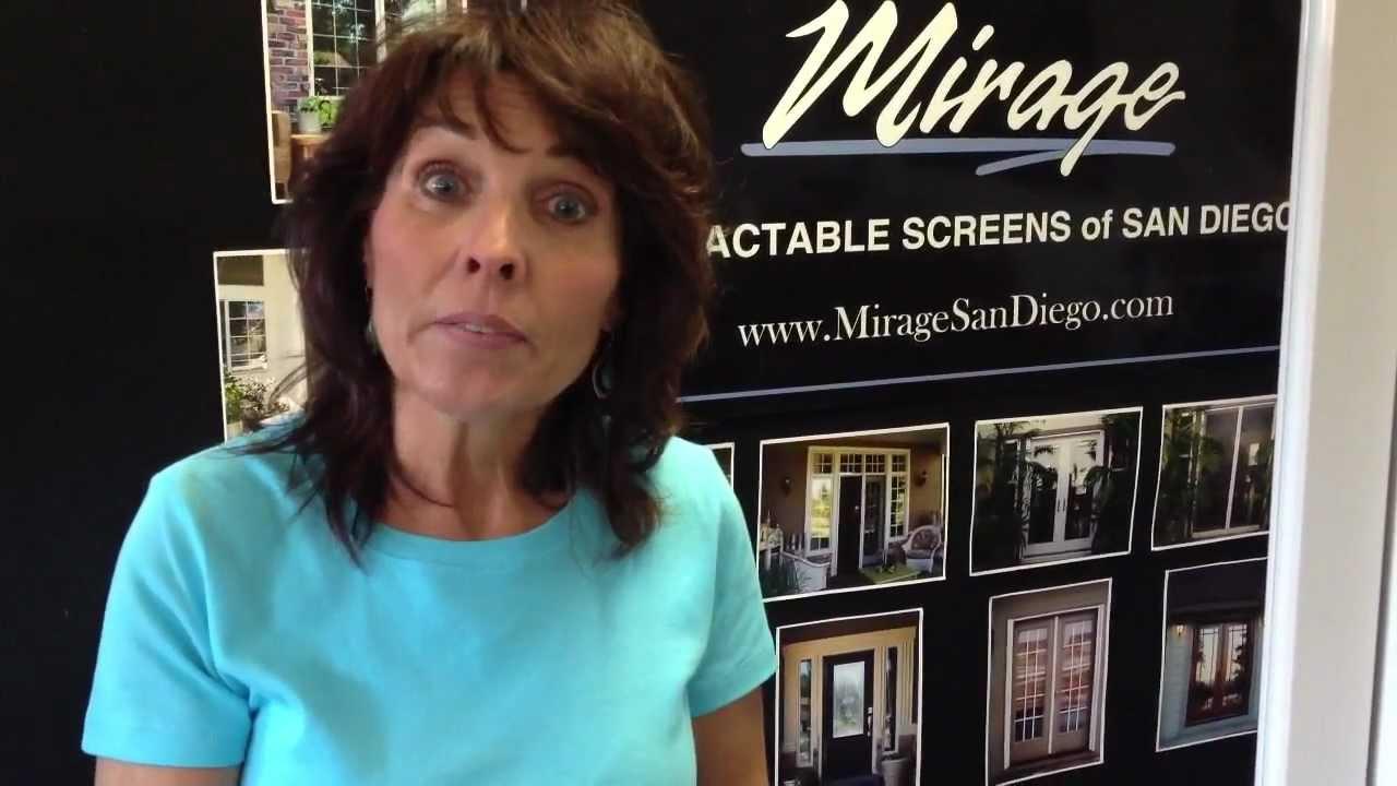 Ordinaire Three Compelling Reasons To Choose A Mirage Retractable Screen Door