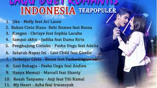 KUMPULAN DUET ROMANTIS INDONESIA TERPOPULER