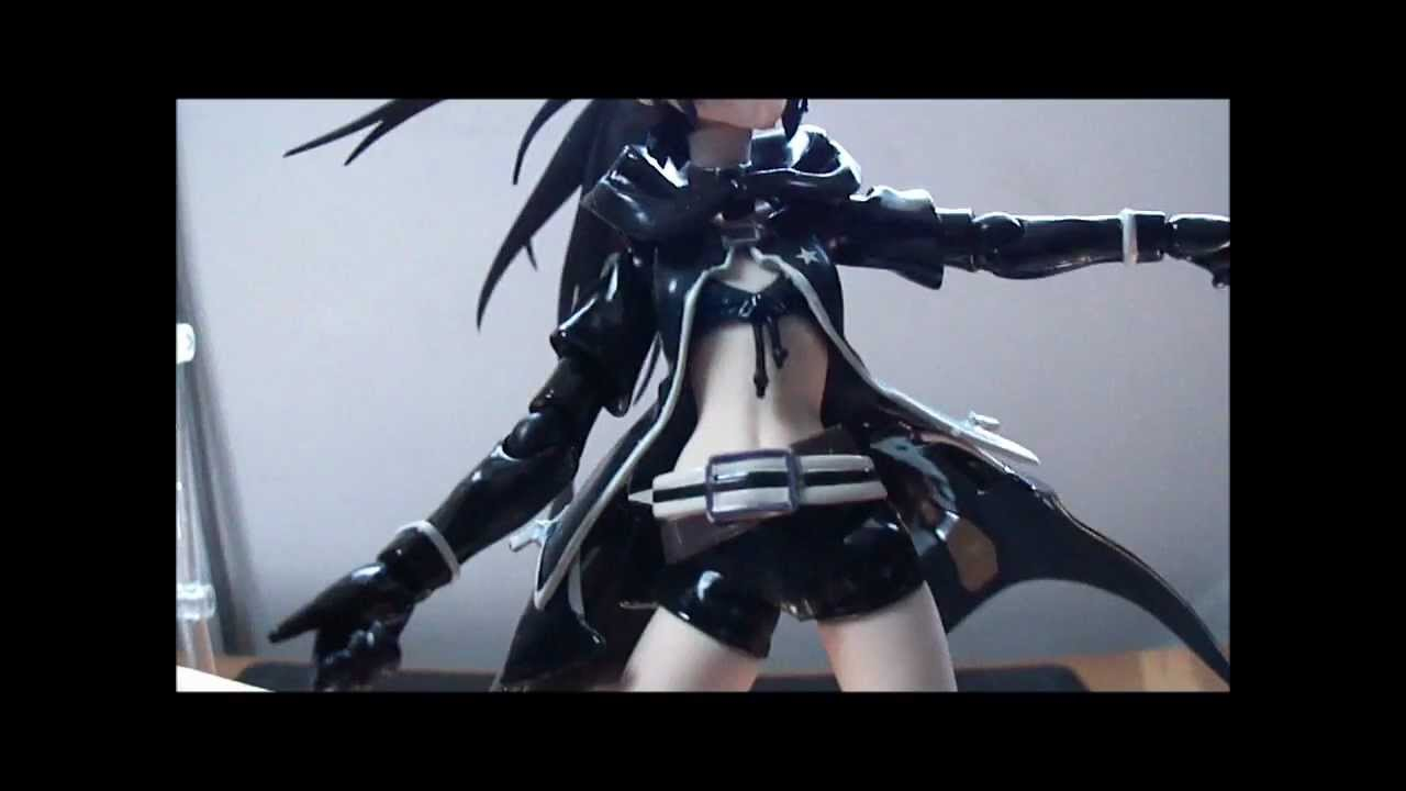 Figma black rock shooter tv animation ver youtube for Ver shooter online