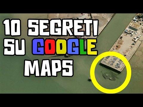 10 POSTI SEGRETI SU GOOGLE MAPS