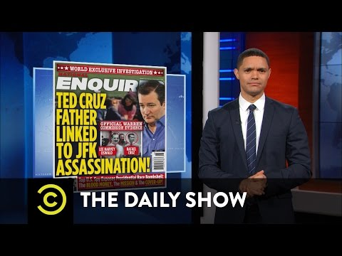 Donald Trump and Ted Cruz Throw Down in Indiana: The Daily Show