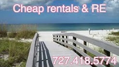 Cheap Rentals & Real Estate Indian Rocks Beach