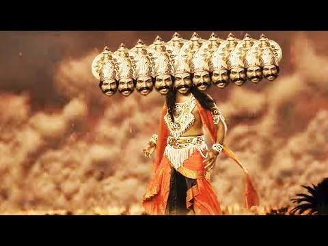 New 2018 || Anjali Raghav || Vijay Varma || Ramayana - The Extract Cinematic Trailer