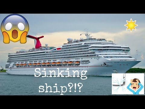 Our Cruise Ship Had A LEAK!?! Story Time