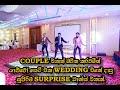 Wedding Surprise Dance | Indika & Dewindi | 18th Jan 2k20    Part 1