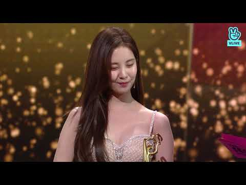 [181027] The Seoul Awards (Seohyun Cut)