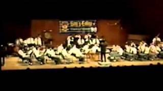 英皇書院中樂團98學生音樂大匯演- 弓舞