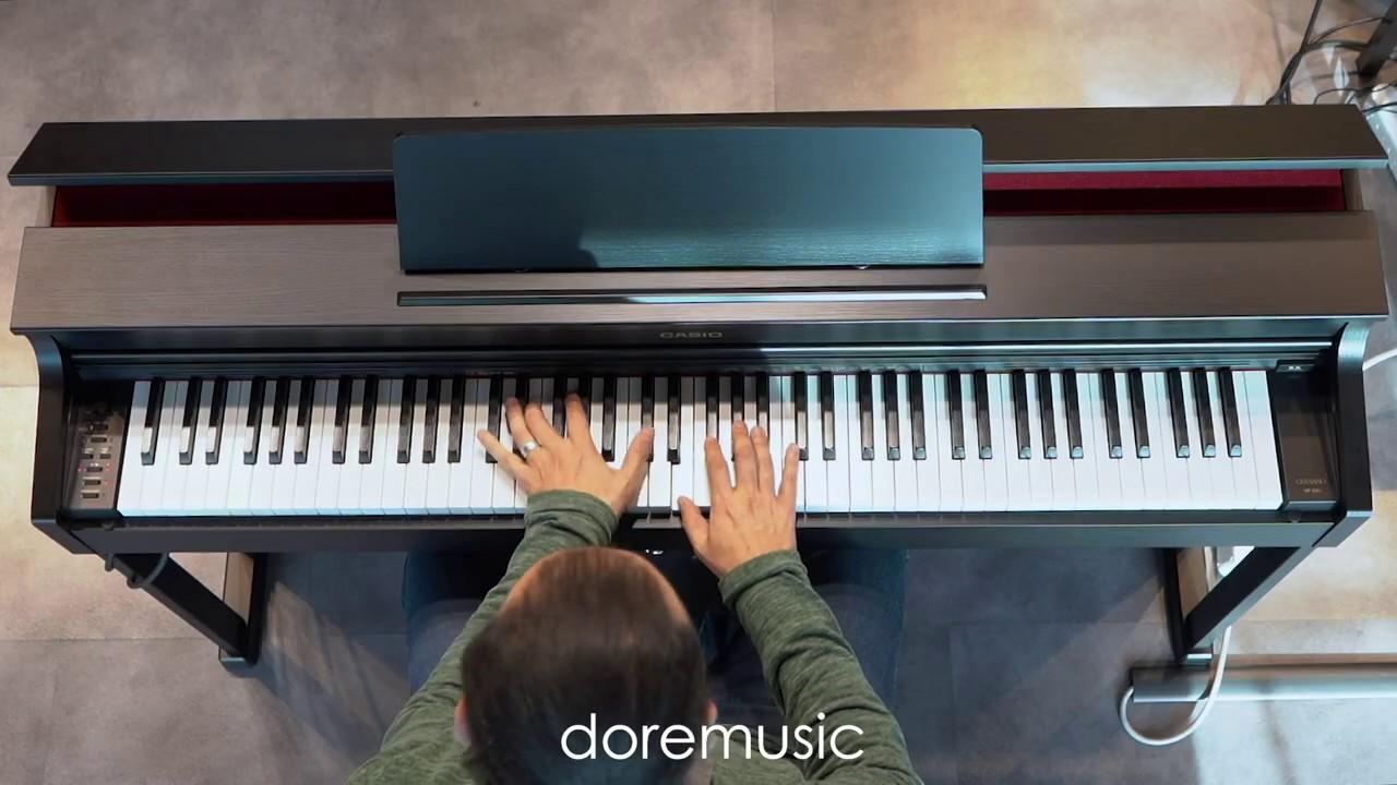 CASIO Celviano AP470 Dijital Piyano   Kutu Açılışı ve Kurulumu