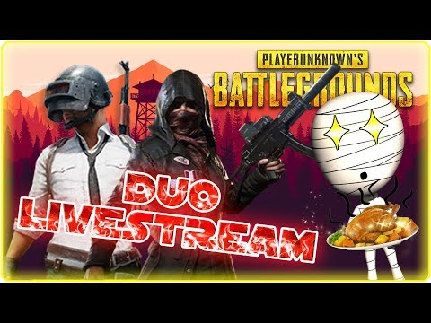 Playerunknown's Battlegrounds 🔴 Lecker Chicken zum Abend! // Twicii & Tombie - Livestream