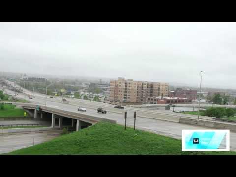 Samsung NX500 UHD 4k video of Grand Rapids MI typical weather
