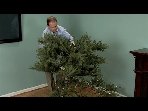 how to take down an artificial christmas tree - When To Take Christmas Tree Down