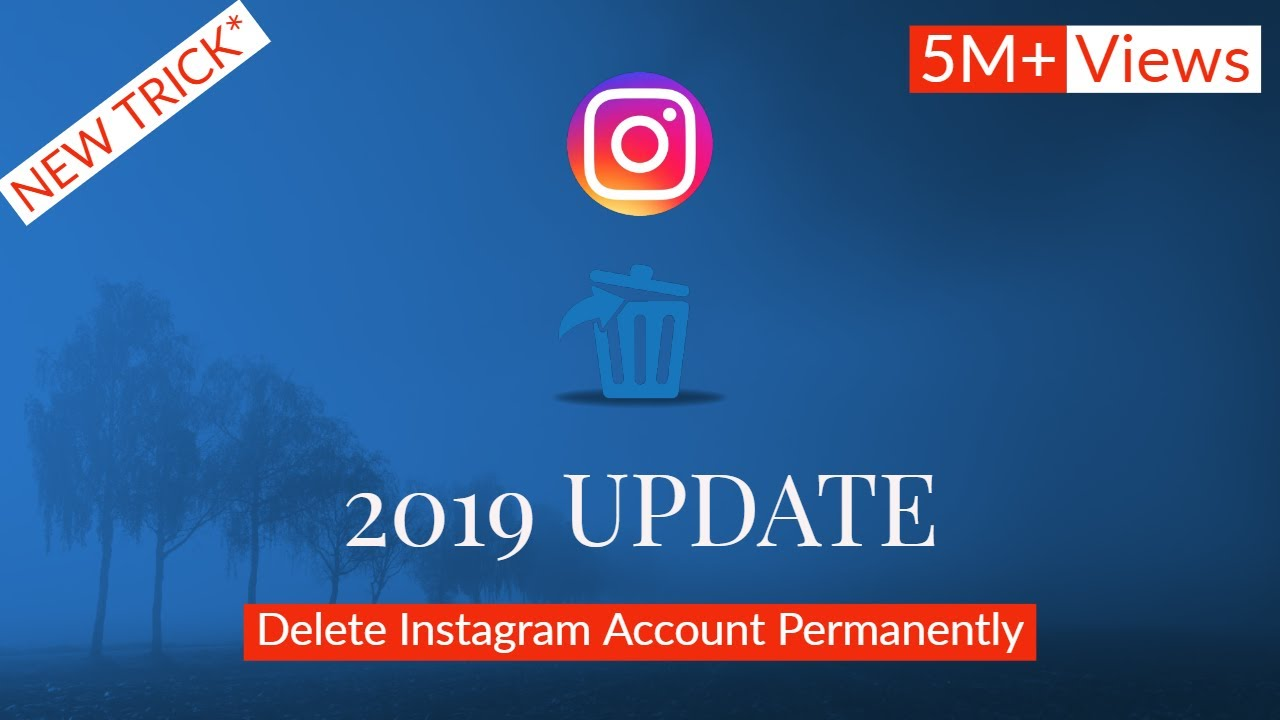 How to delete instagram account permanently youtube how to delete instagram account permanently ccuart