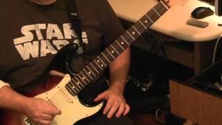 Workin for MCA Main Lead Guitar Solo Lesson Tutorial Lynyrd Skynyrd
