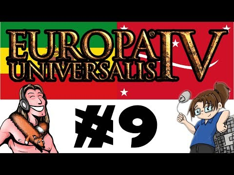 Europa Universalis IV - Party in the Red Sea...with Briarstone! - Part 9