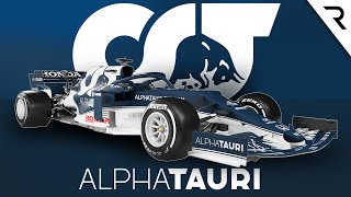 Why AlphaTauri turned down 'free' Red Bull parts for its 2021 F1 car