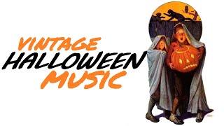 Vintage Halloween Songs