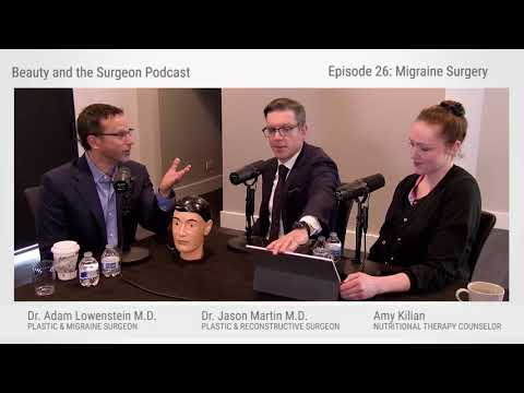 Mind of a Surgeon: Migraine Surgery