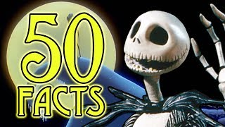 50 Facts You Probably Didn't Know About The Nightmare Before Christmas!