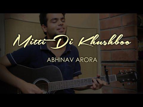Mitti Di Khushboo | Ayushmann Khurrana | Acoustic Guitar Cover