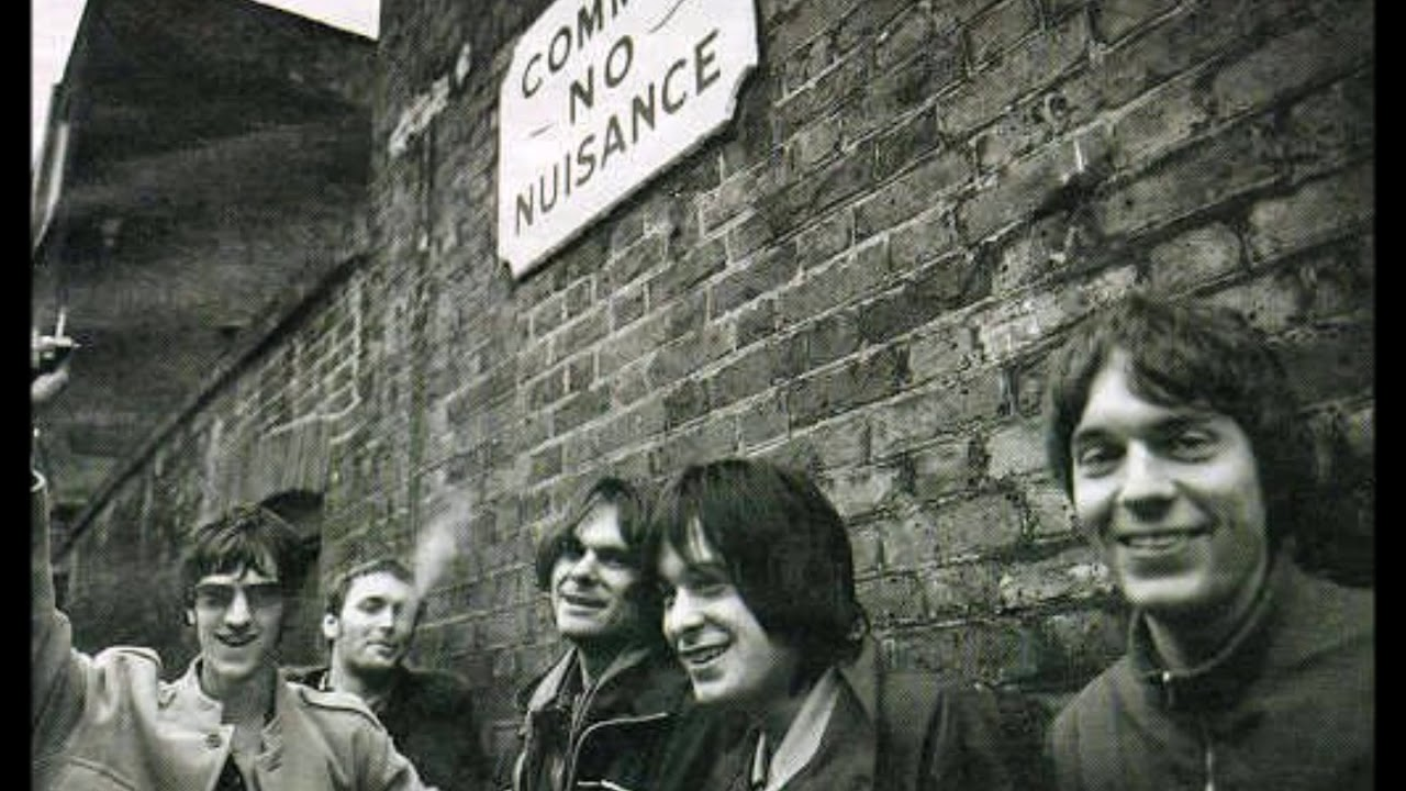 The Verve - Jalfrezi