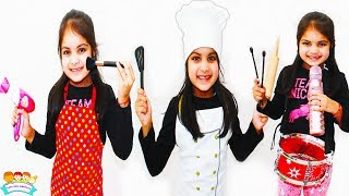 The Story about Choosing A Profession Ashu and Cutie for Children By Katy Cutie Show