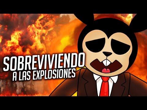 ROBLOX: SOBREVIVIENDO A LAS EXPLOSIONES - Super Bomb Survival! | iTownGamePlay