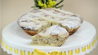 Pastiera Di Grano -  Easter Wheat Pie - Rossella Rago - Cooking With Nonna