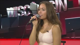 17-year-old discovered while singing karaoke