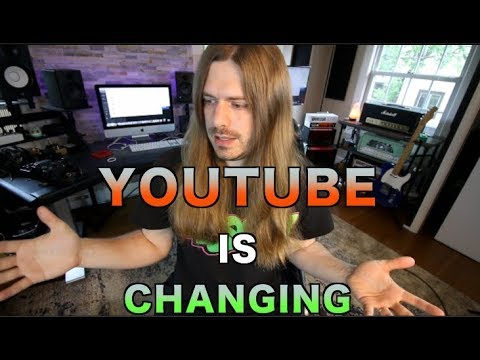 Youtube Is Changing ( Please Watch)