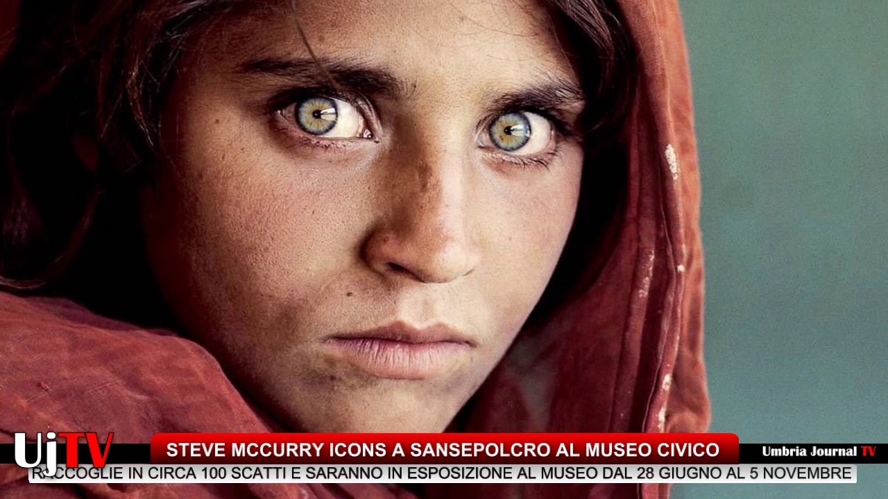 Steve mccurry icons a sansepolcro al museo civico dal 28 for Steve mccurry icons