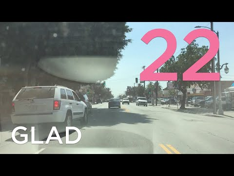 GLAD | Bad Drivers of Southern California 22 (including Tijuana & Rosarito Beach)