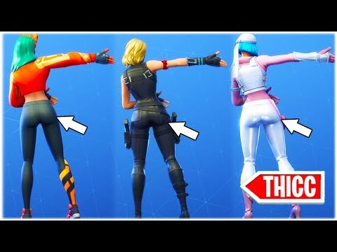 All Thicc Dances Myhiton