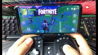 Fortnite Android No Gamepad, Finalmente Testando, Funciona?