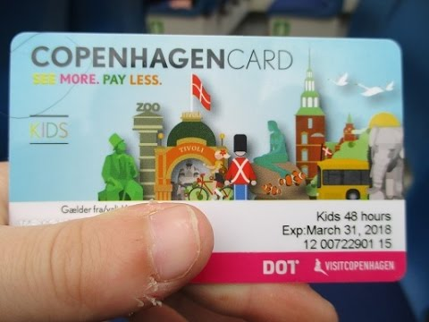 Day Two Of Copenhagen THIS CARD GETS US INTO ALMOST ANYWHERE