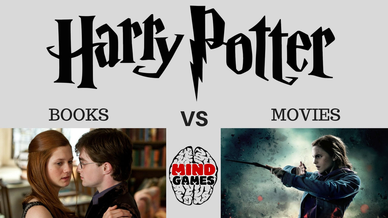 Harry Potter Book Vs Movie Differences : Harry potter books vs movies shocking